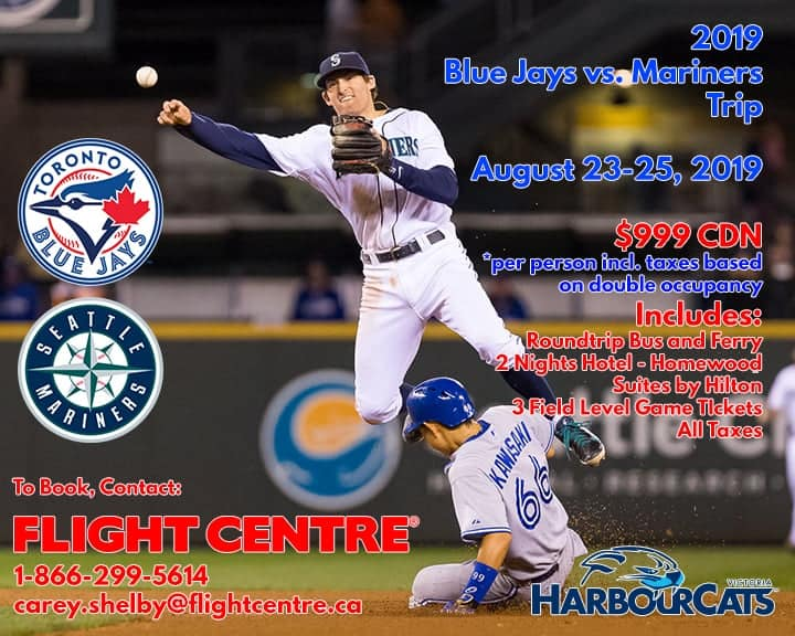 Victoria HarbourCats | Flight Centre, HarbourCats teaming up on trip