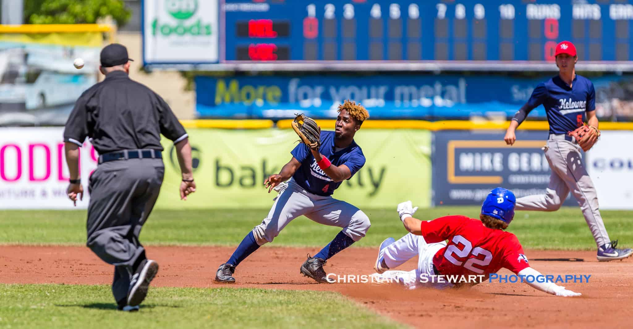 Victoria HarbourCats | 'Cats walk off Falcons in Canada Day
